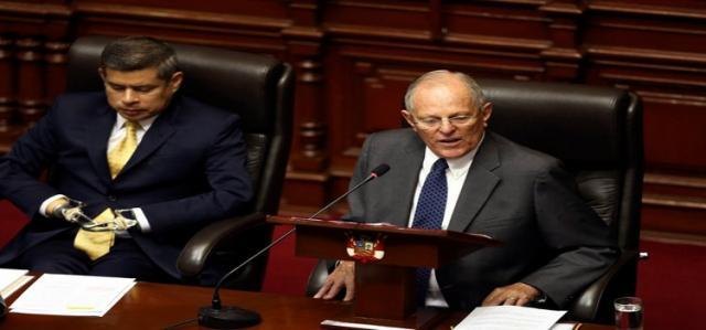 Começa processo de impeachment do presidente do Peru: 'Venho hoje encarar o país por uma acusação falsa'
